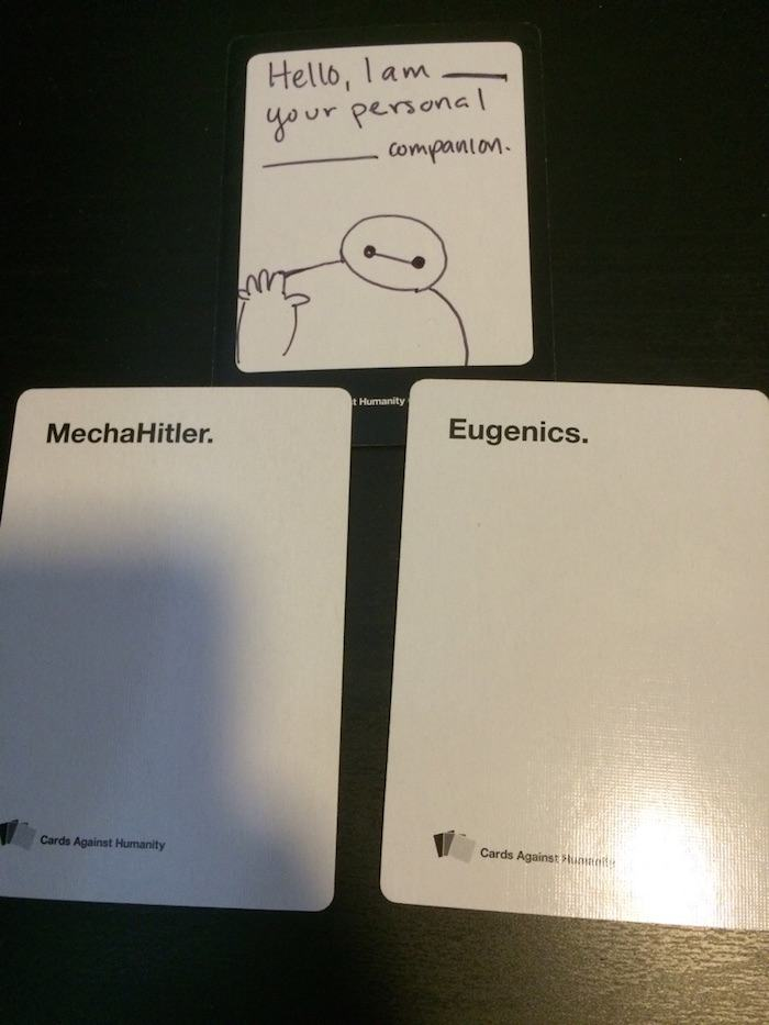 Image of: Combinations 15 20 Hilarious Yet Twisted cards Against Humanity Answers Ebaums World 20 Hilarious Yet Twisted cards Against Humanity Answers Funny