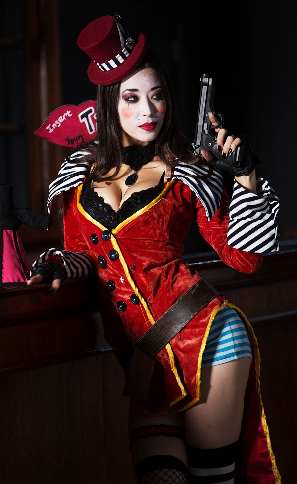 Moxxi cosplay