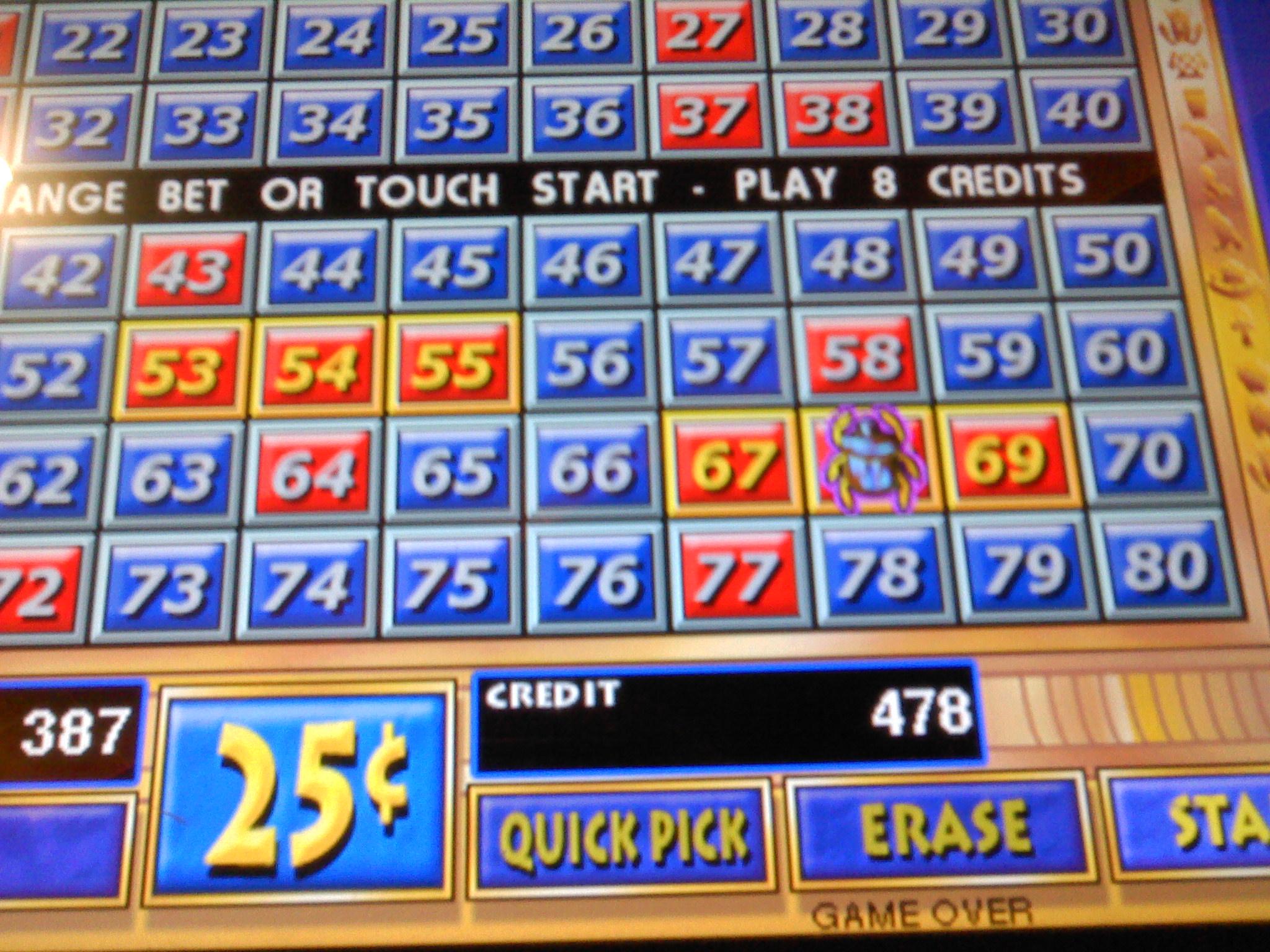 Free Slot Games Keno