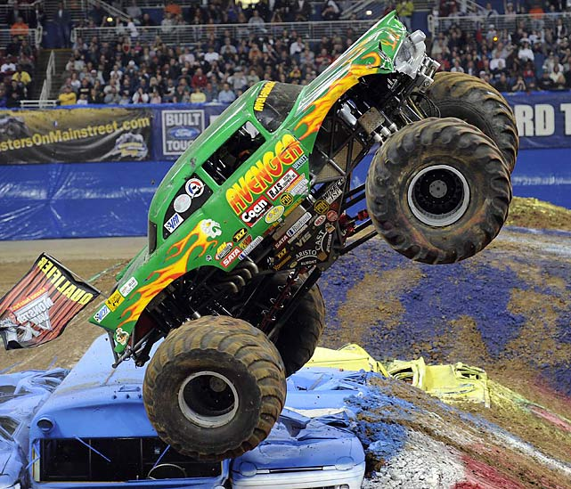 MONSTER JAM - Gallery | eBaum's World