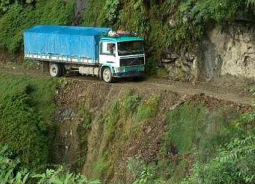 Danger on the Highway