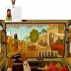 Funny Animated Pictures Of Some Truck Drivers From Around The World