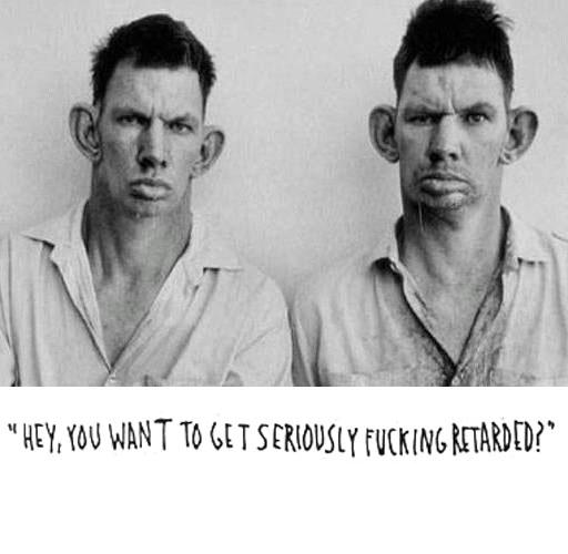 retarded bros