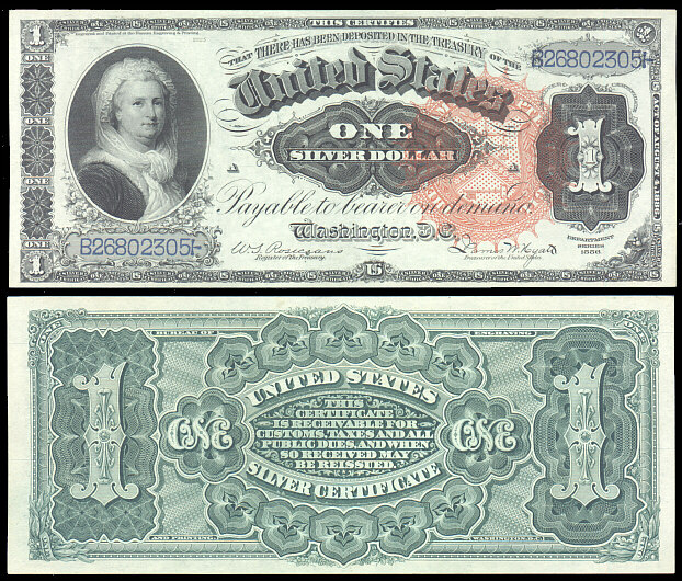 1 Old Us Money