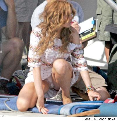 Celebrity Dirty Panties