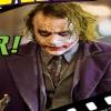 Leaked pics of Heath Ledger as The Joker.