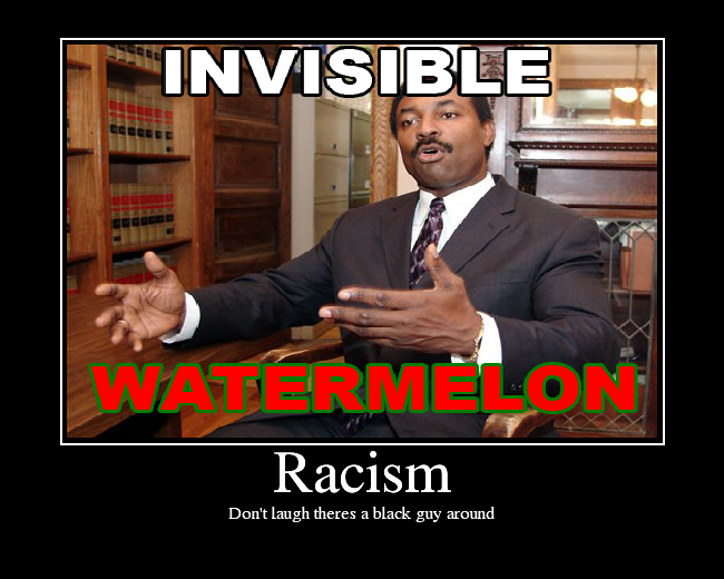 Don't laugh theres a black guy around