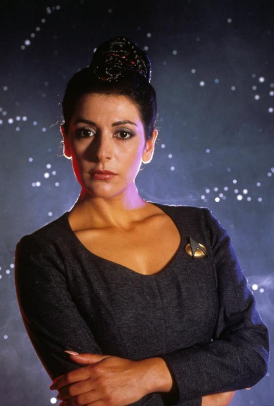 Star Trek - Sci Fi Blog.: Star Treks Female Pioneers