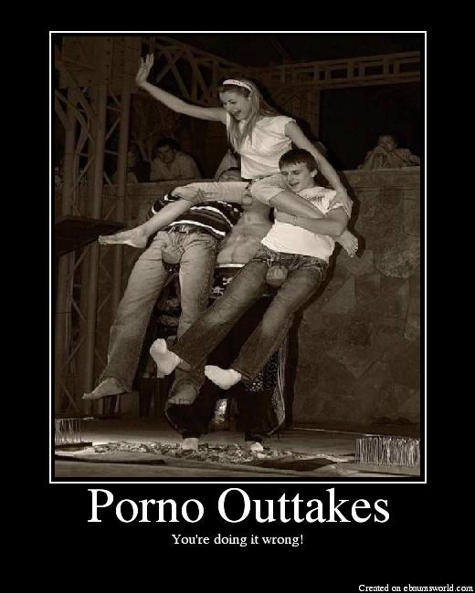 porno outtakes