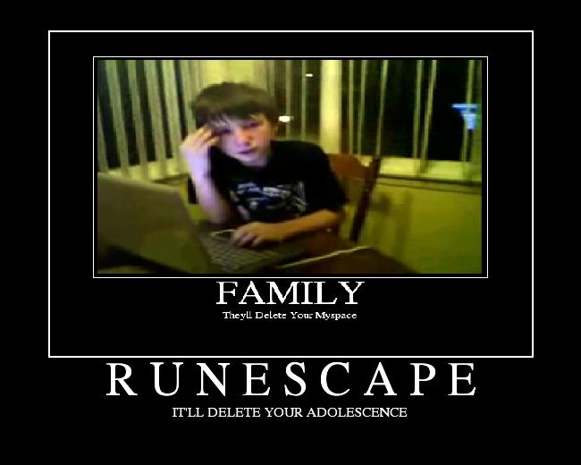 IT'LL DELETE YOUR ADOLESCENCE