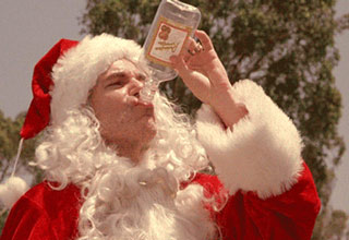 More holiday themed movie .gifs from EBW's own Bad Santa!