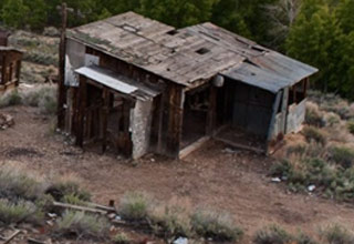 <p>A collection of once populated, now empty, ghost towns!</p>