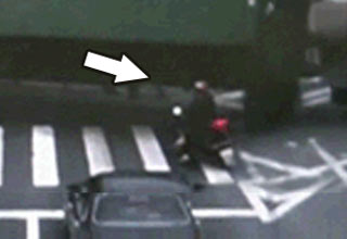 21 Gifs of people who are very lucky to be alive!