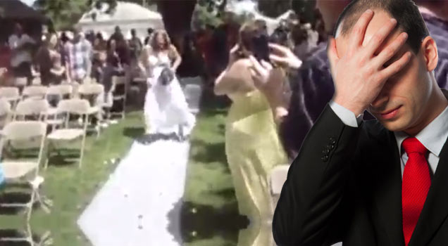 White Trash Wedding Of The Century - The Dirty – Gossip  White Trash Wedding Guests