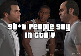 A collection of random, funny, weird, and nonsensical sayings from the people of San Andreas. (strong language)
