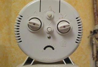Everyday items that have faces. These objects appear to have a personality all their own!