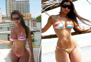 Some girls from latin america, most of'em are from Brazil, Venezuela, Colombia and Argentina, enjoy!