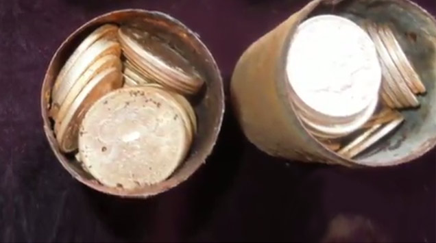 Couple Finds 10 Million In Gold Coins - News Video | eBaum ...