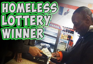 """While the ticket may not have actually been a winner, with the store clerk in on the """"prank"""" the man still walked away with the money. Much feels."""