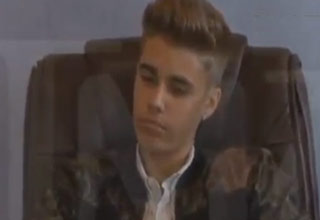 Justin Bieber's deposition video further proves he's the world's biggest asshole.