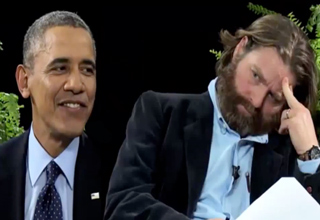 Episode 18: President Barack Obama sits down with Zach Galifianakis for his most memorable interview yet.