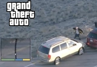 Now this is GTA in real life!