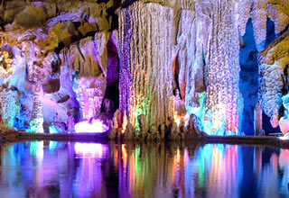 A tour of caves from around the world.
