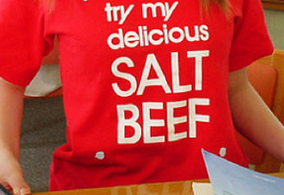 Try my delicious Salt Beef!