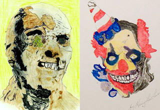 10 photos of art created by Serial Killers