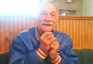 Dad's reaction to the happy news is simply magical and will melt your heart.