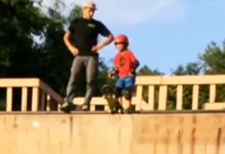 WARNING: The subject matter of this clip contains child abuse. Any information about the video should be reported to the proper authorities.