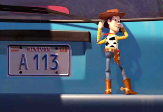 Something has been hiding in countless animated movies that you have watched by Disney and Pixar. You have probably seen it time and time again without ever realizing it: A113.