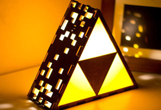These stylish lamps are sure to bring out your inner nerd.