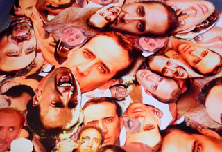 A dude's brother thinks Nicolas Cage is a big d-bag. So him and his girlfriend came up with this idea...