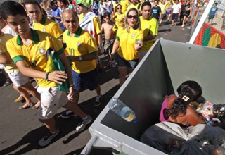 A look inside Brazil, host of the 2014 World Cup.