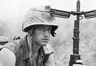 A look at American soldiers at war in Vietnam, during the 1960s and 70s.