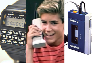 These gadgets were king in the 1980s!