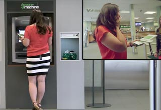 TD turns ATMs into Automated Thanking Machines to create some very special moments for customers across Canada.