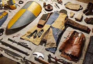 A look at the changes and advancements of soldier's equipment throughout history.