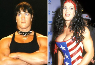 The famous female over the years. Plastic surgery FTW?