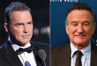 Norm Macdonald tweeted an amazing tribute to Robin Williams.