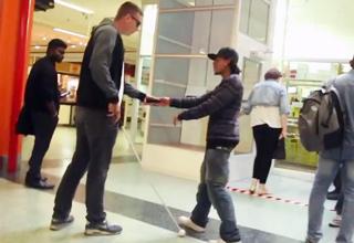 Young Frankenstein Blind Man Scene Video Ebaum S World