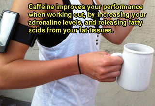 Coffee is good for you! Drink up!