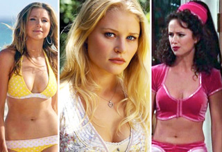The ultimate television show MILF list!