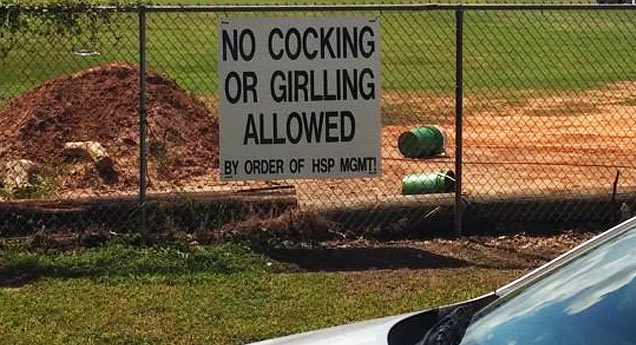 25 examples of people who didn't get it right...