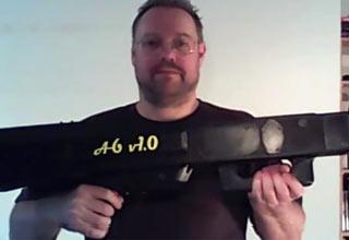 How To Build A Snowball Machine Gun - Wow Video | eBaum's World