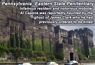 Interesting real life haunted locations in America you should consider visiting for Halloween.