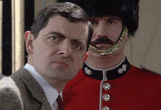 A collection of hilarious Mr. Bean GIFs to get you ready for the weekend.