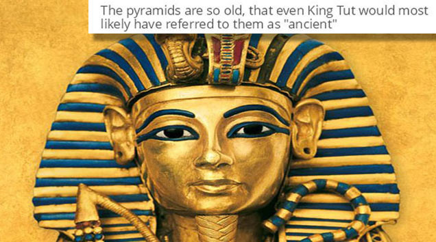 Historical facts that will blow your mind.