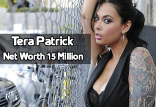 An ascending list of the top earners in the Adult Entertainment Industry.